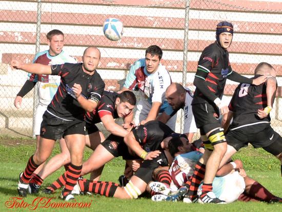 Rugby serie B anno 2012-2013 - Rieti (830 clic)