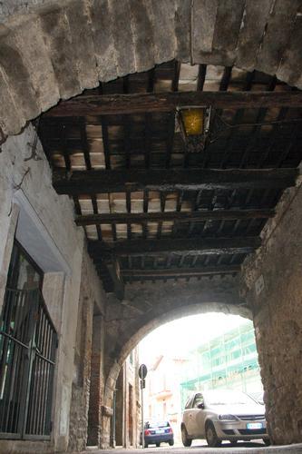 Antica Via del Forno - Rieti (1327 clic)