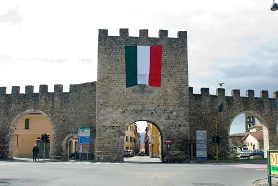 Porta D'arce. - Rieti (2290 clic)