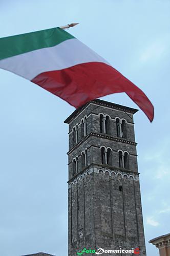 Fratelli d'Italia ... Bandiera al Vento. - Rieti (2227 clic)