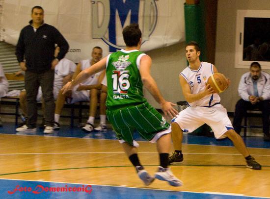 Basket Contigliano. - Rieti (1262 clic)