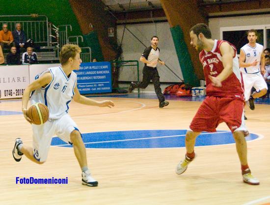 Basket Contigliano - Rieti (1309 clic)