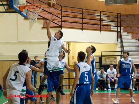 Basket La Foresta. - Rieti (2776 clic)