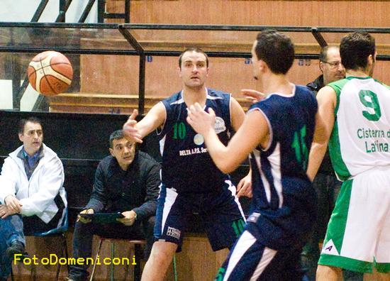 Basket La Foresta 2011-2012 - Rieti (983 clic)