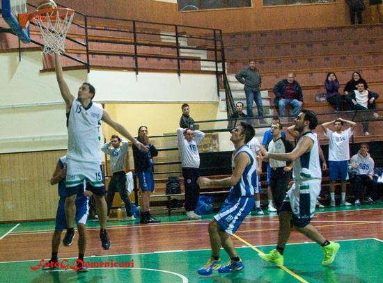 Basket La Foresta. - Rieti (1376 clic)
