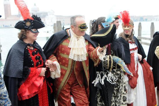 Magico Carnevale - Venezia (1721 clic)