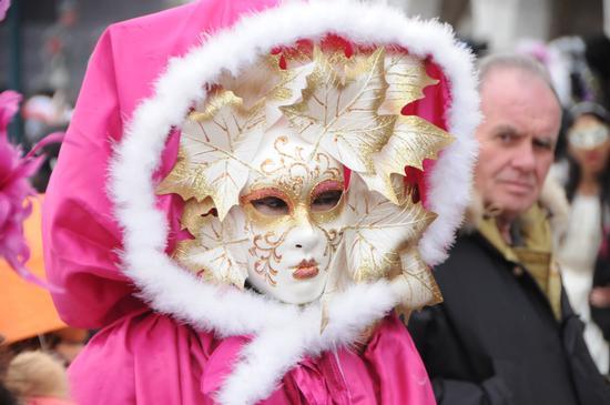 Magico Carnevale 2011. - Venezia (1880 clic)