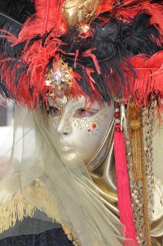 Magico Carnevale 2011. - Venezia (1881 clic)