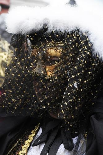 Magico Carnevale 2011. - Venezia (1770 clic)