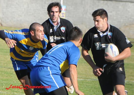 Rugby  2011-2012. - Rieti (1221 clic)