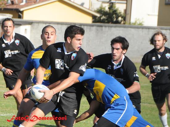 Rugby  2011-2012. - Rieti (935 clic)