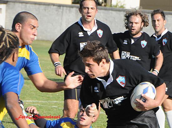 Rugby  2011-2012. - Rieti (1854 clic)