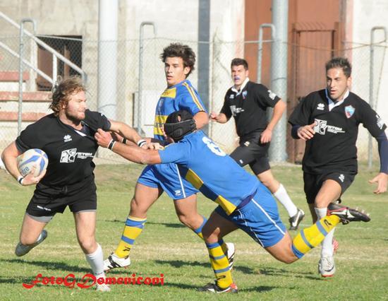 Rugby  2011-2012. - Rieti (2501 clic)