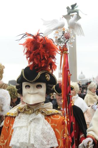 Magico Carnevale 2011. - Venezia (1915 clic)