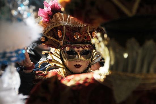 Magico Carnevale 2011. - Venezia (2291 clic)