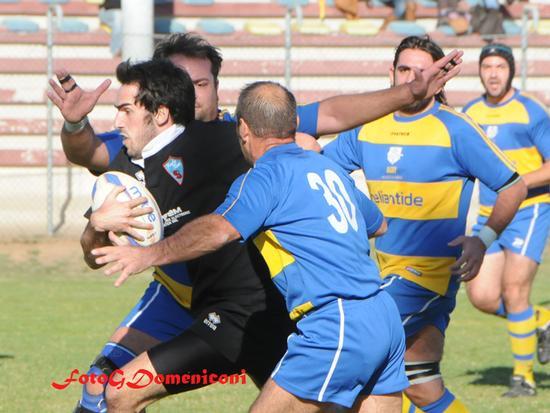 Rugby  2011-2012. - Rieti (2583 clic)