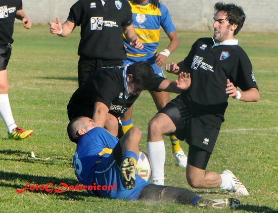 Rugby  2011-2012. - RIETI - inserita il 21-Nov-11
