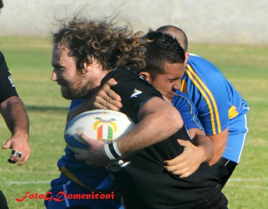 Rugby  2011-2012. - Rieti (2826 clic)