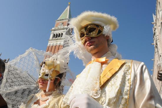 Magico Carnevale 2011. - Venezia (1951 clic)