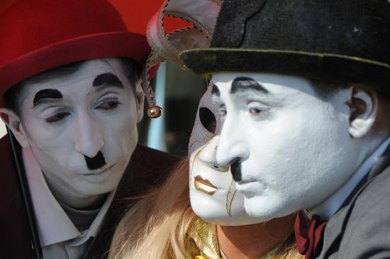 Magico Carnevale 2011. - Venezia (2134 clic)