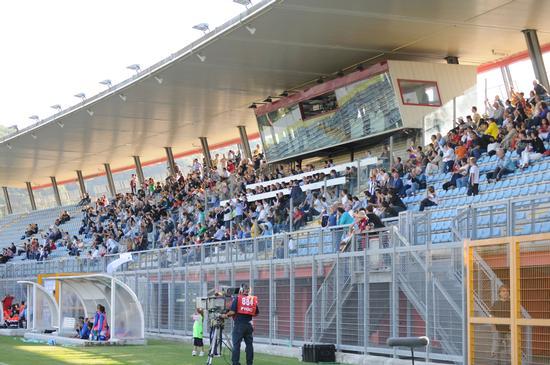 Stadio Manlio Scopigno (Centro Italia) - Rieti (4283 clic)