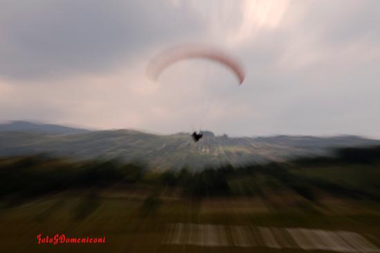 In Volo a Rieti. (696 clic)
