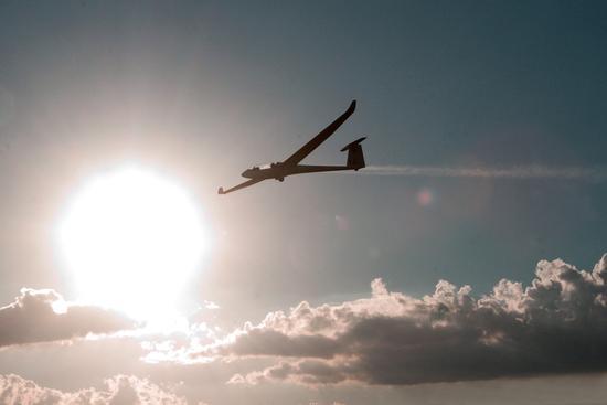In Volo Aliante.  - Rieti (1269 clic)