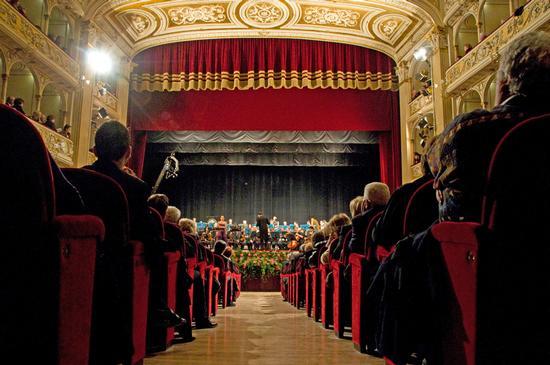 Teatro Flavio Vespasiano - Rieti (4432 clic)