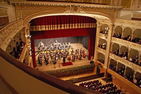 Teatro Flavio Vespasiano - Rieti (4053 clic)