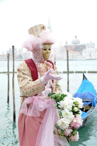 Magico Carnevale. Venezia  2011.  (1512 clic)