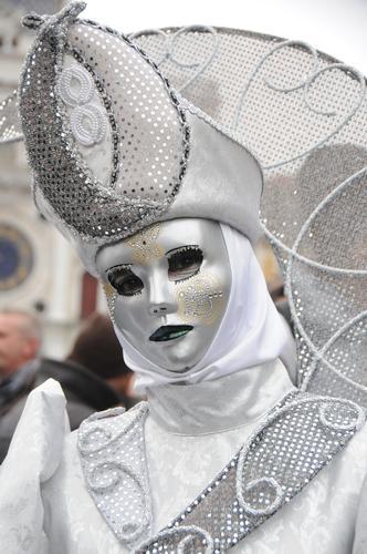Magico Carnevale. Venezia  2011.  (2106 clic)