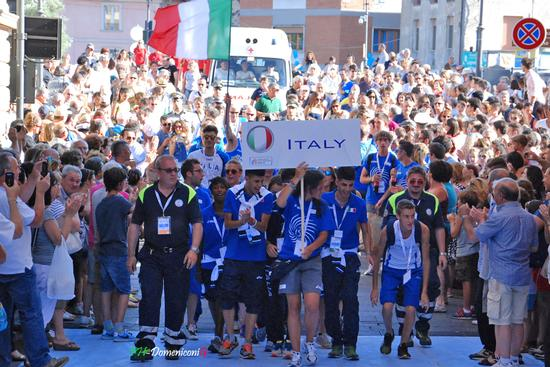 Europei juniores di atletica. - Rieti (585 clic)