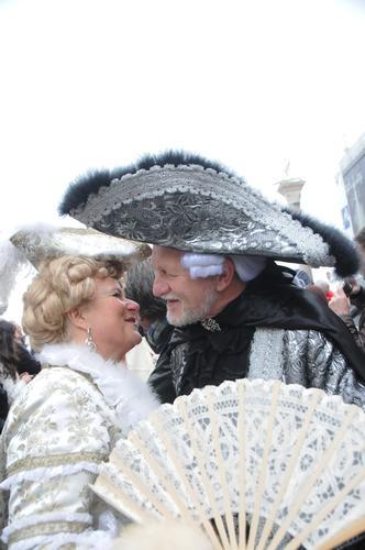 Magico Carnevale. Venezia  2011.  (2221 clic)