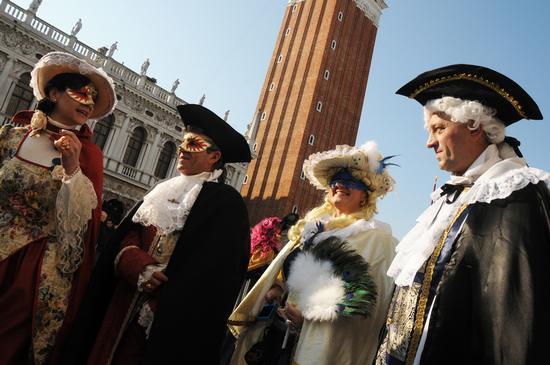 Magico Carnevale. Venezia  2011.  (1846 clic)