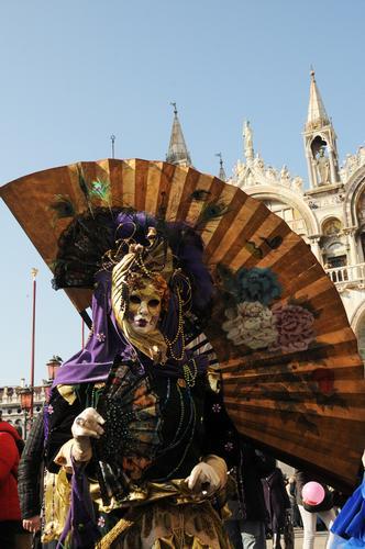 Magico Carnevale. Venezia  2011.  (1707 clic)