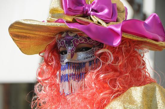 Magico Carnevale. Venezia  2011.  (1769 clic)