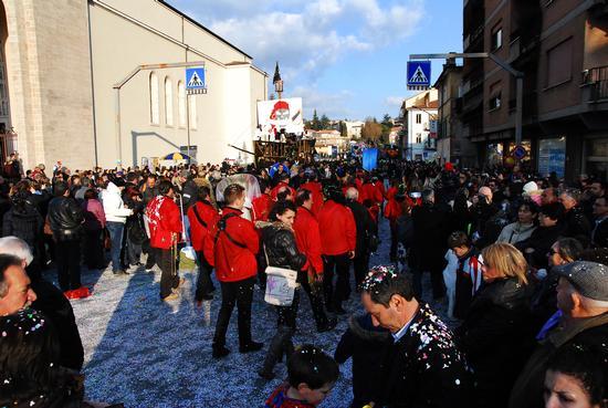 Carnevale nel Centro Italia.  - Rieti (1600 clic)