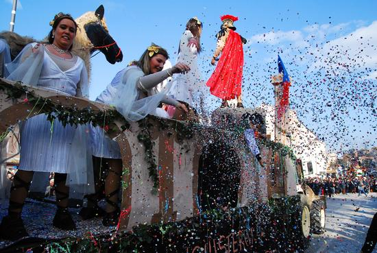 Carnevale nel Centro Italia.  - RIETI - inserita il 13-Mar-11