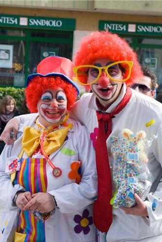 Carnevale nel Centro Italia.  - Rieti (1841 clic)