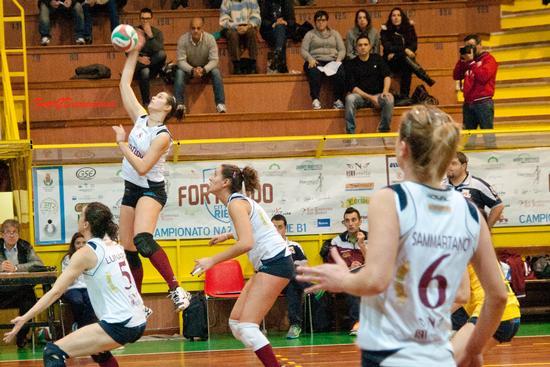Volley - Rieti (594 clic)