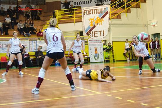 Volley - Rieti (624 clic)