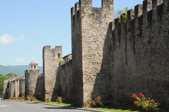 Mura Medioevali - Rieti (3264 clic)