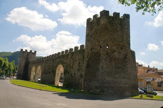 Porta d'Arce  - Rieti (3060 clic)