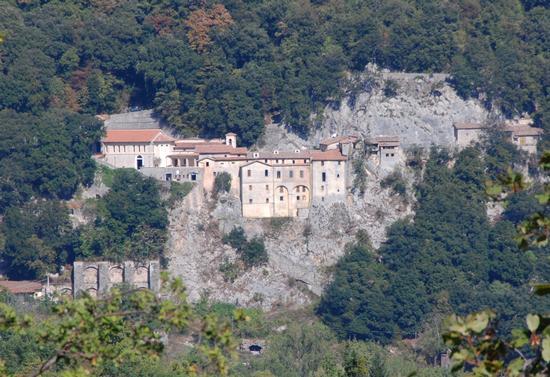 Santuario Francescano di Greccio - Rieti (4543 clic)