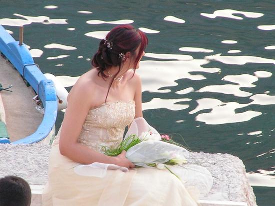 Sposa!!!!!!!!!! - Castellammare del golfo (2654 clic)