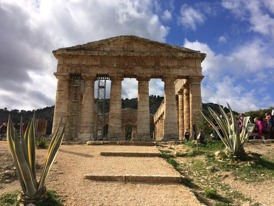 Il Tempio DI Segesta  - Calatafimi segesta (419 clic)