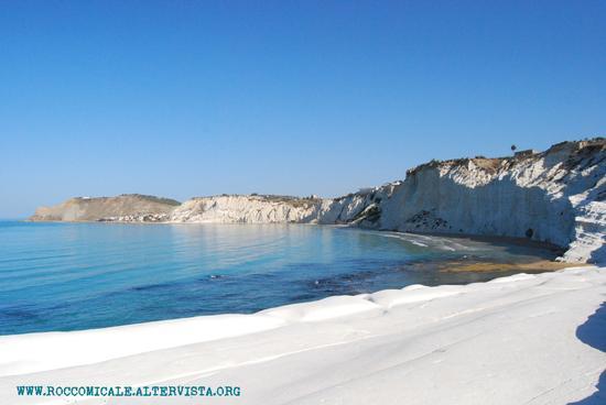 SCALA DEI TURCHI - VISTA AEREA - Realmonte (4176 clic)