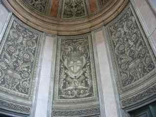 Galleria Vittorio Emanuele, dettaglio, Piazza Duomo - MILANO - inserita il 21-Oct-09