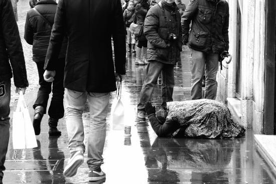 ... tra l'indifferenza - Roma (972 clic)