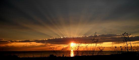 ... tramonto - Agropoli (1926 clic)
